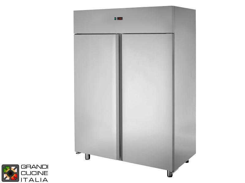 Armadio frigorifero 1400 litri temperatura 0 10 c for Frigorifero temperatura