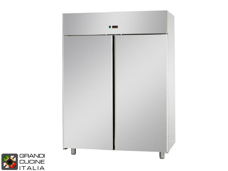 Armadio frigorifero congelatore 1400 litri temperatura for Frigorifero temperatura