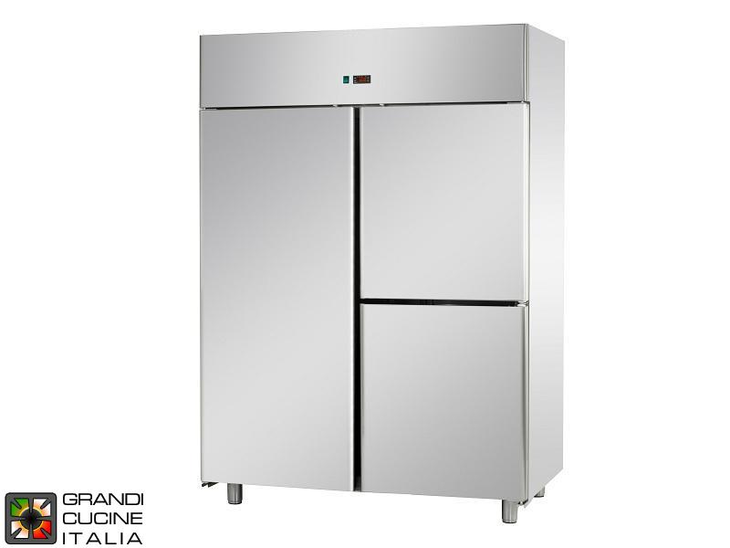 armadio frigorifero congelatore - 1200 litri - temperatura -18 / -22
