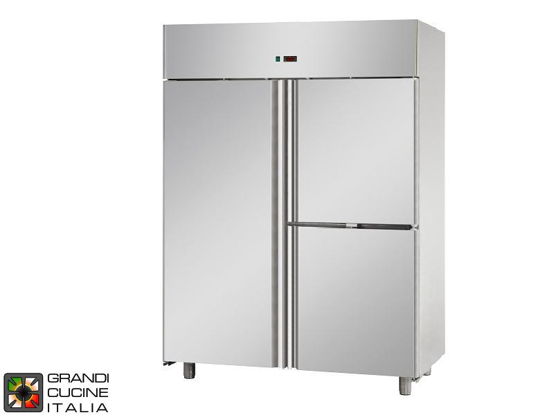 Armadio frigorifero 1400 litri temperatura 2 8 c for Frigorifero temperatura