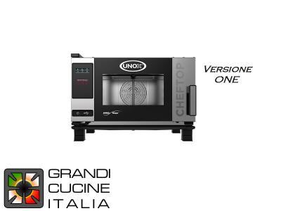 Forni unox - serie cheftop